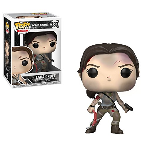 Lara Croft N° 29007, Funko, Multicor