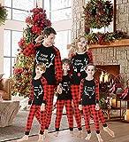 Matching Family Pajamas Xmas Deer Handmade Pjs