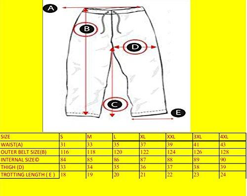 pantaloni sportivi pantaloni e jogging pantaloni di formazione Pantaloni corpo Bodybuilding BIG SAM SPORTSWEAR COMPANY *860*