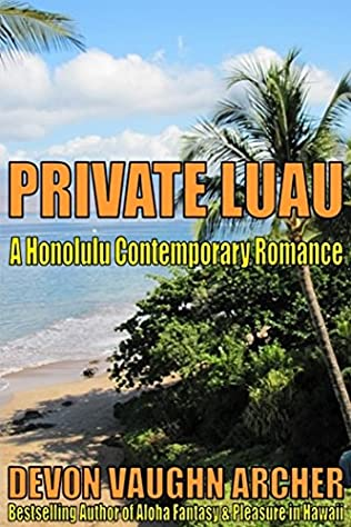book cover of Private Luau