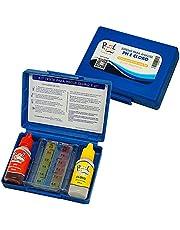 Kit Teste de Cloro e pH para Piscina