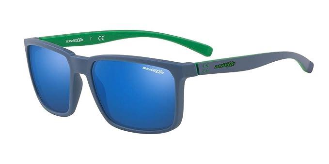 bae73bf6cc Arnette 0AN4251 Gafas de sol, Matte Blue, 58 para Hombre: Amazon.es: Ropa y  accesorios