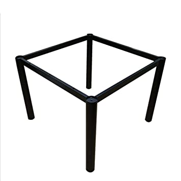 Amazon com: Furniture legs HXBH Stainless Steel Table Legs