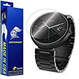 ArmorSuit MilitaryShield - Motorola Moto 360 Screen Protector [1st Gen][2 Pack] Anti-Bubble Ultra HD Shield w/ Lifetime Replacements (Released 2014)