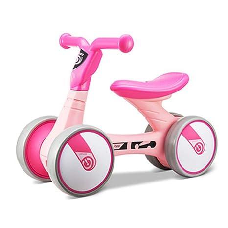 TH Andador para Niños Triciclo Baby 1-3 Años 57x16x39cm,Pink ...