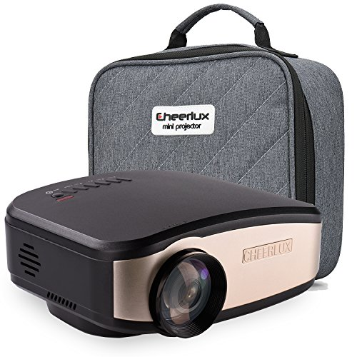 Cheerlux Projector Support Wireless Airplay product image
