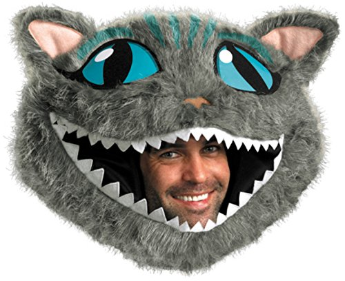 Cheshire Cat Headpiece - Cheshire Cat Costume Male
