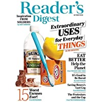 Deals on Readers Digest Print Magazine 6 Months 5 Issues