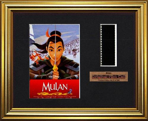 Film Disney Mulan - Mulan Disney - Framed filmcell Picture (g)