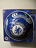 Frank Lampard Chelsea Football Club autographed official size Soccer Ball COA