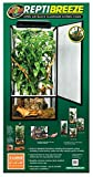Zoo Med ReptiBreeze Open Air Screen Cage, Extra Large, 24 x 24 x 48-Inches