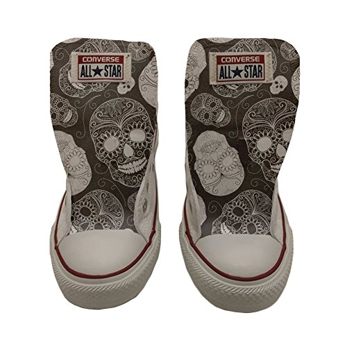 Converse All Star Slim chaussures coutume mixte adulte (produit artisanal) Paisley
