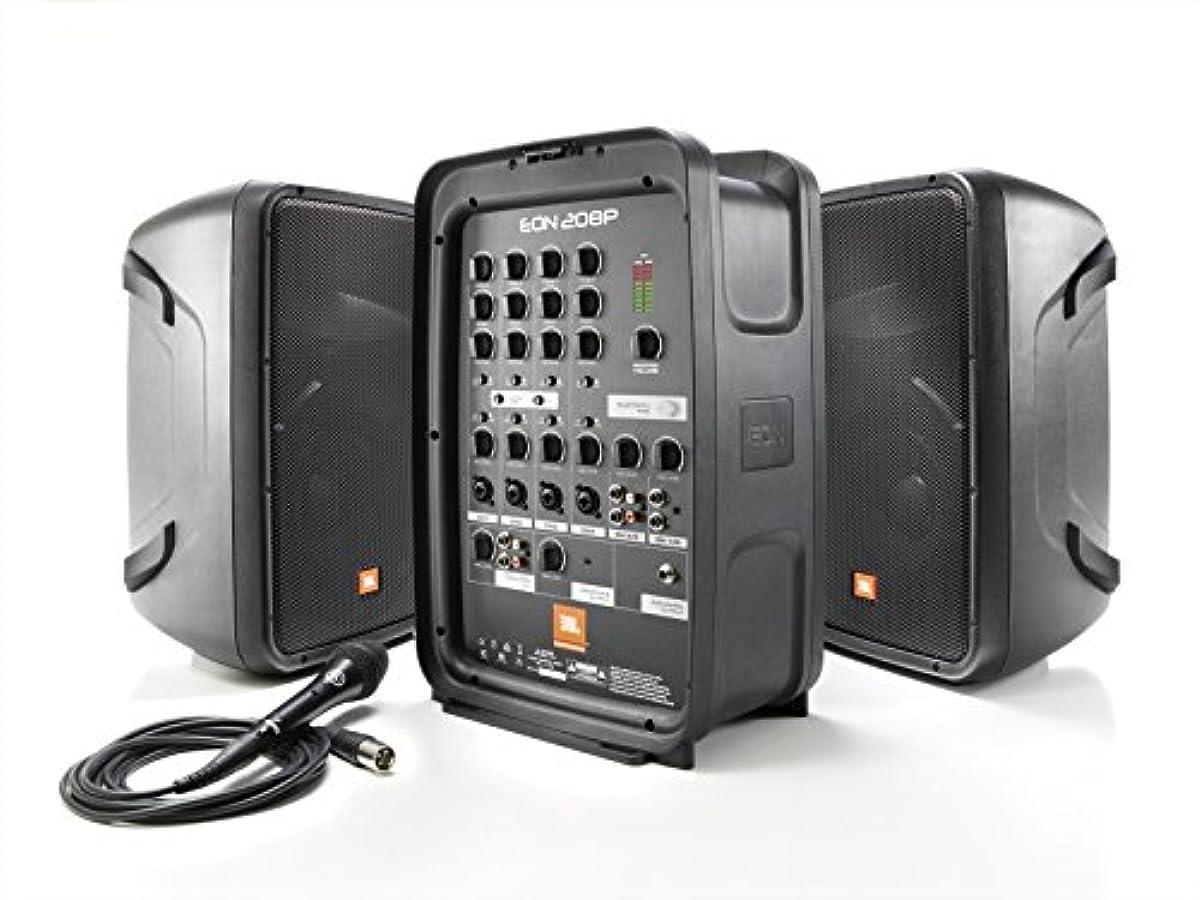 [해외] JBL 더―비에루 / EON208P 포터블PA시스템