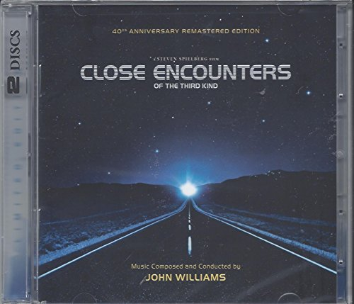 Close Encounters of the Third Kind: 40th Anniversary Remastered Edition (Close Encounters Of The Third Kind 40th Anniversary)