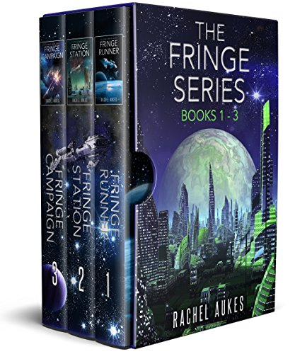 The Fringe Series: 3-Book Bundle: Books 1-3 in the Fringe Series