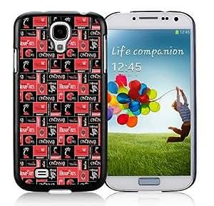Designer Samsung Galaxy S4 I9500 Cover Colorful Ncaa Cincinnati Bearcats Phone Protective Case Mate