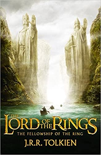 Image result for the fellowship of the ring cover