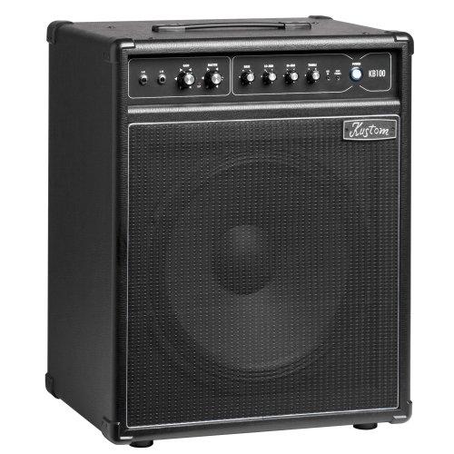 Kustom  KB100 100W Bass Combo Amplifier, 1 x 15