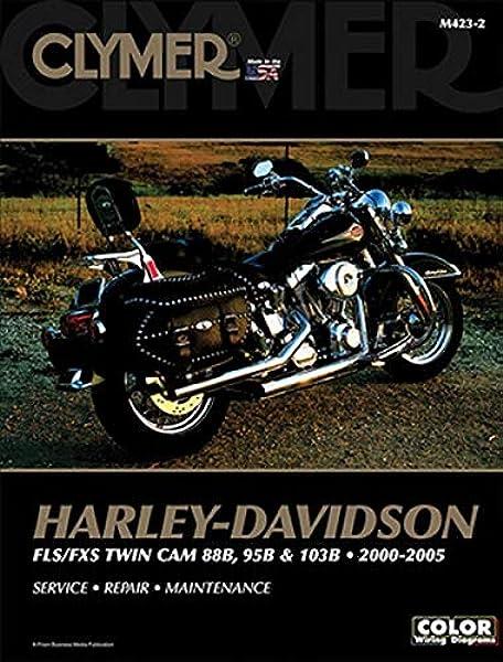 Clymer Harley-Davidson Xl883 Xl12 (Clymer Manuals): Amazon.es ...