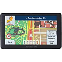 WorldNav 769060 WorldNav 7690 High-Resolution 7 Truck GPS Device with Bluetooth(R)