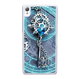Sony Xperia Z3 Cell Phone Case White Kingdom Hearts ST1YL6729689