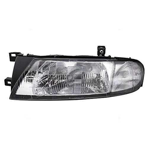 Drivers Headlight Headlamp Replacement for Nissan B6060-1E411