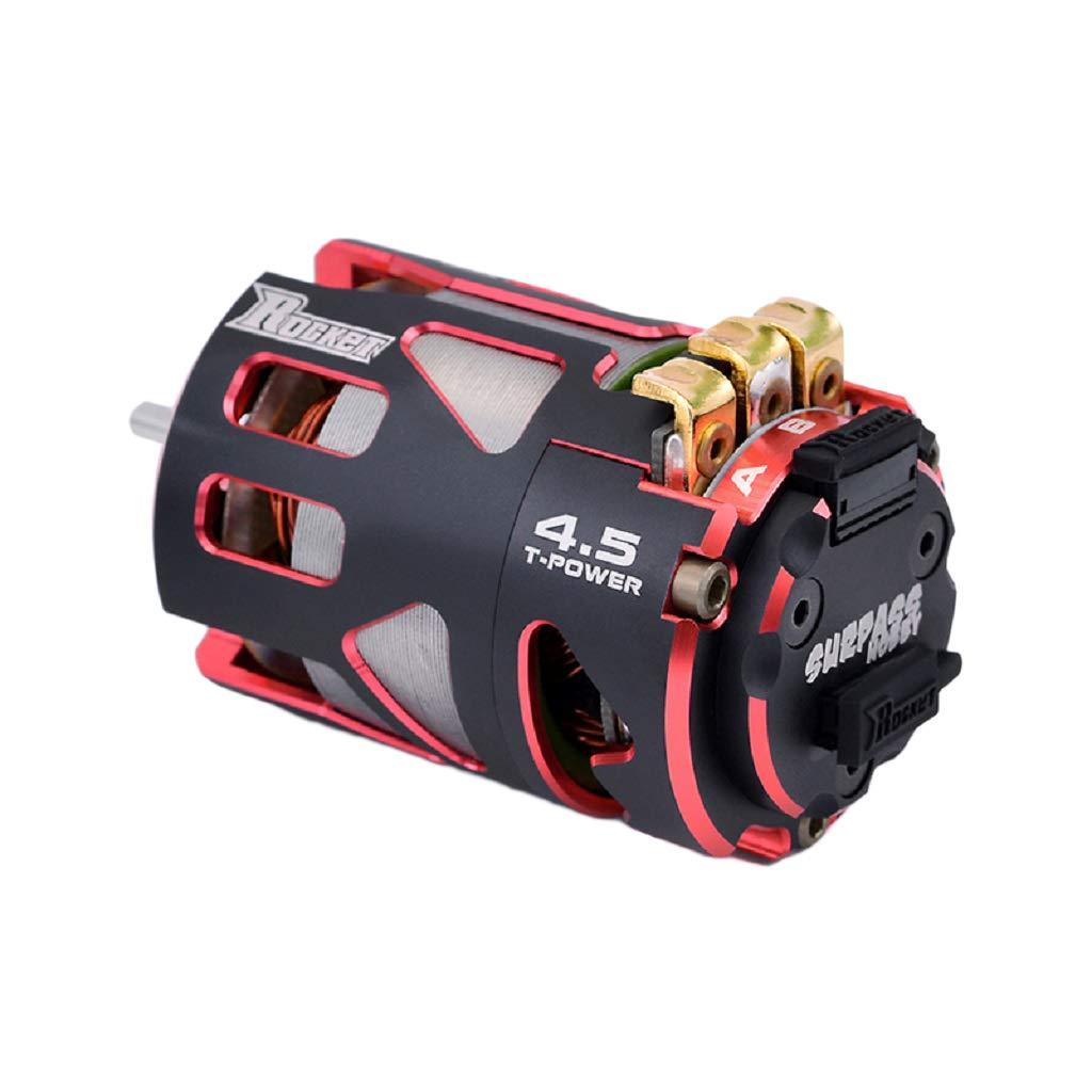 Sharplace 540 Bürstenloser Brushless Motor Motor Motor 4,5t Teile für 1 10 1 12 RC Auto cfc411