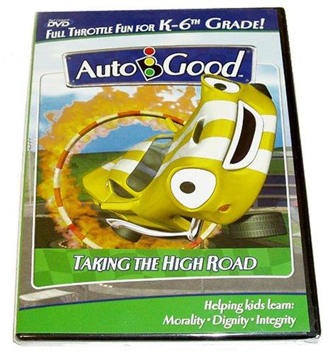 Auto B Good Taking the High Road Full Throttle Fun for K-6th Grade ()