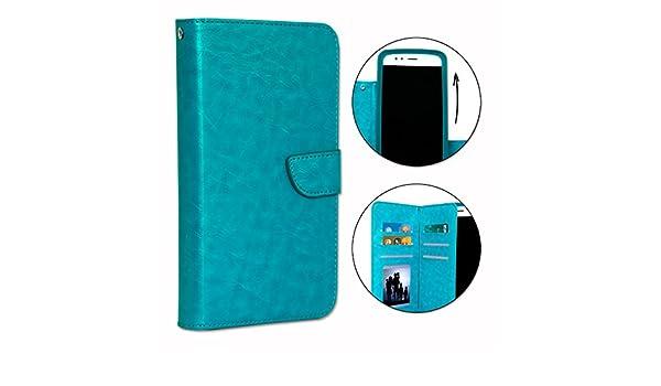 Desconocido PH26 - Funda Tipo Libro para Selecline Smartphone de 6 ...