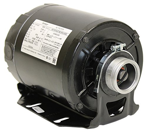 (A.O. Smith CB2034A 1/3 Hp, 1725 RPM, 115 Volts, 48Y Frame, ODP Enclosure, Sleeve Bearing Carbonator Pump Motor)