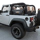 Rightline Gear 100J74-B Jeep Wrangler Side