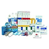 First Aid Only 90623 ANSI 2015 Compliant 3 Shelf Class B+, First Aid Kit Refill, with Meds