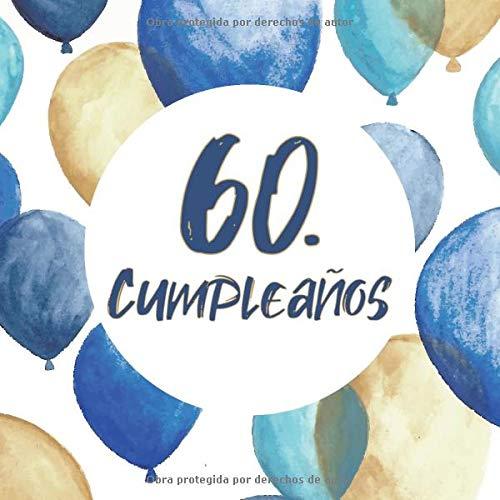 60. Cumpleaños: Libro de invitados 60. Cumpleaños - El ...