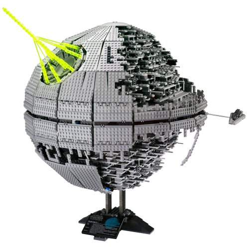 51yxNSIUjzL - Lego Star Wars Death Star 2