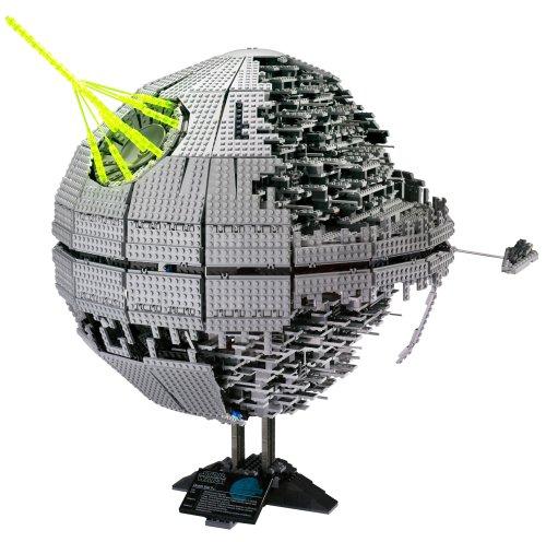 51yxNSIUjzL - Lego Star Wars Death Star 2