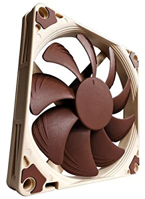 Noctua 92 x 14 mm Low-Profile Cooling Fan with A-Series Blades (NF-A9x14) by Noctua