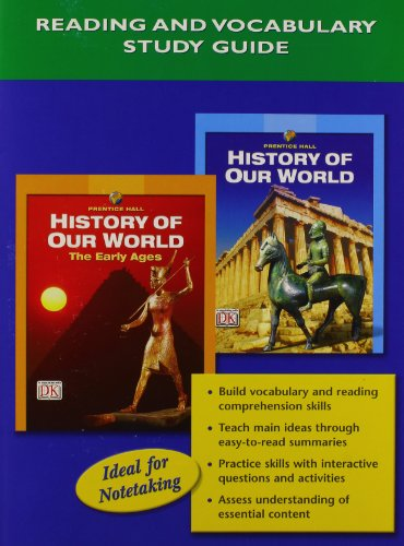 HISTORY OF OUR WORLD READING AND VOCABULARY STUDY GUIDE ENGLISH