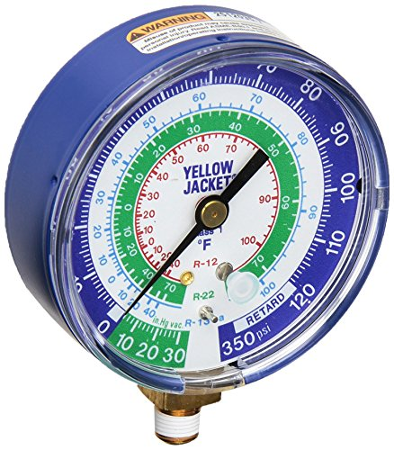 (Yellow Jacket 49104 Gauge (Degrees F) Blue Compound, 30