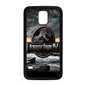 Diy Phone Cover Jurassic Park for Samsung Galaxy S5 Send tempered glass screen protector WEW929723