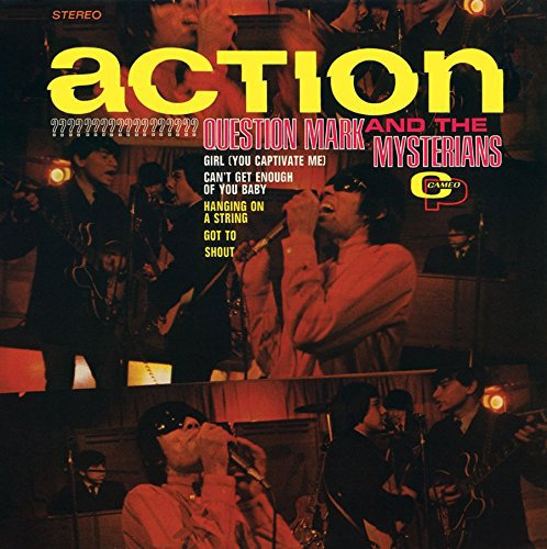 Action (Limited Edition, 45 RPM, Yellow ColoredVinyl)