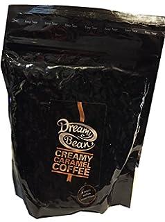 Dreamy Bean Creamy Caramel Flavour Coffee (227g cafetiere grind) / Café Aromatizado Caramelo 227g