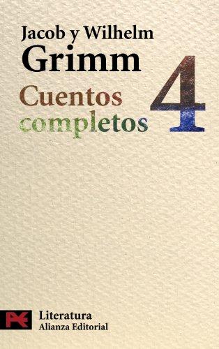 Descargar Libro Cuentos Completos, 4 Jacob Grimm