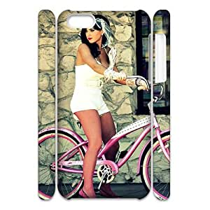 Unique Designs AXL389482 New Cover Case For Iphone 4,4S 3D Phone Case w/ Katy Perry