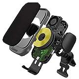 Wireless Car Charger, Koman 15W Qi Car Fast
