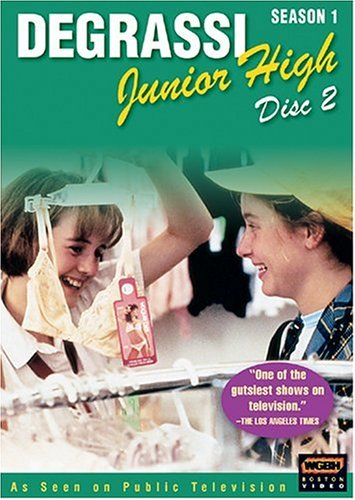 Degrassi Junior High: Season 1, Disc 2 by Degrassi Junior High by WGBH BOSTON