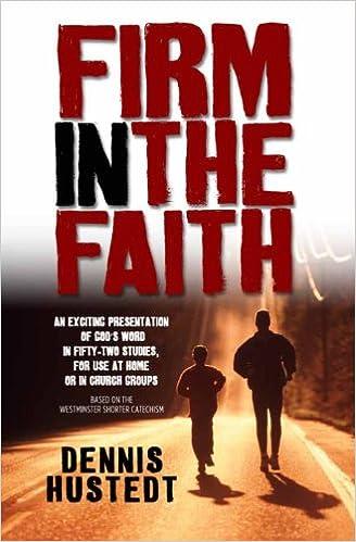 Book Firm in the Faith