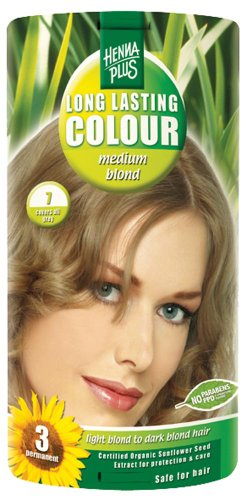 - Long Lasting Colour - Medium Blond 1 Box