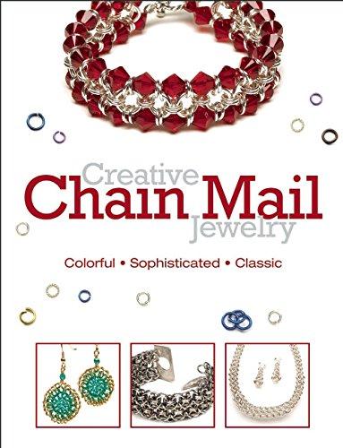 - Creative Chain Mail Jewelry