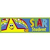 TREND ENTERPRISES INC. BOOKMARKS STAR STUDENT (Set of 24)