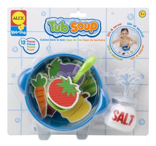 Tub A Rub Dub (ALEX Toys Rub a Dub Tub Soup)